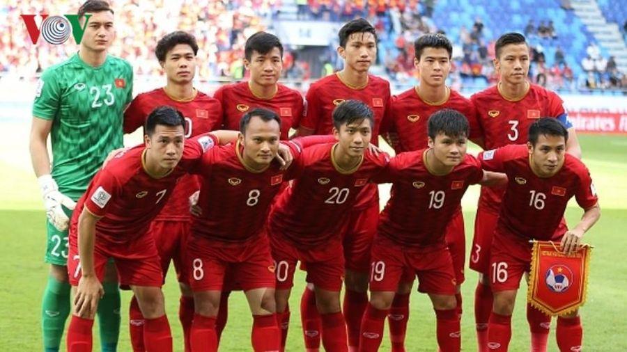 Bốc thăm chia cặp King's Cup 2019: ĐT Việt Nam đấu Thái Lan?
