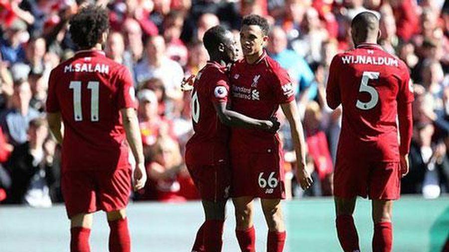 Liverpool thiết lập nhiều kỷ lục tại Premier League 2018/19