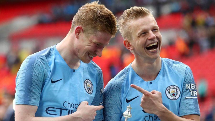 Man City lập cùng lúc 2 kỳ tích chưa từng có của bóng đá Anh